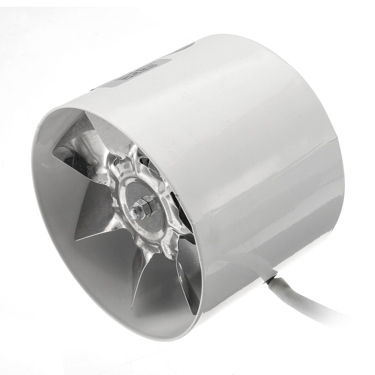 4 Inline Exhaust Fan : Inch booster fan inline duct vent blower
