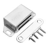 Suleve DS01 Door Stopper Doormagnet Magnetic Catch Cabinet & Door Latch Door Lock