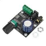 5pcs PAM8610 Dual Channel DC 12V 15W x 2 Class D HD Digital Audio Stereo High Power Amplifier Board