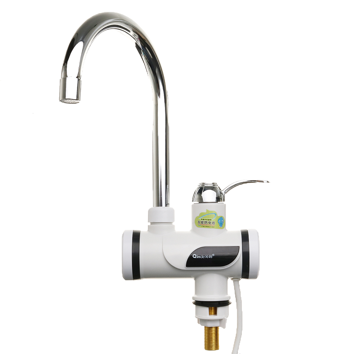 220V 3000W Instant Electric Heating Tap Electric Hot Water Faucet ...