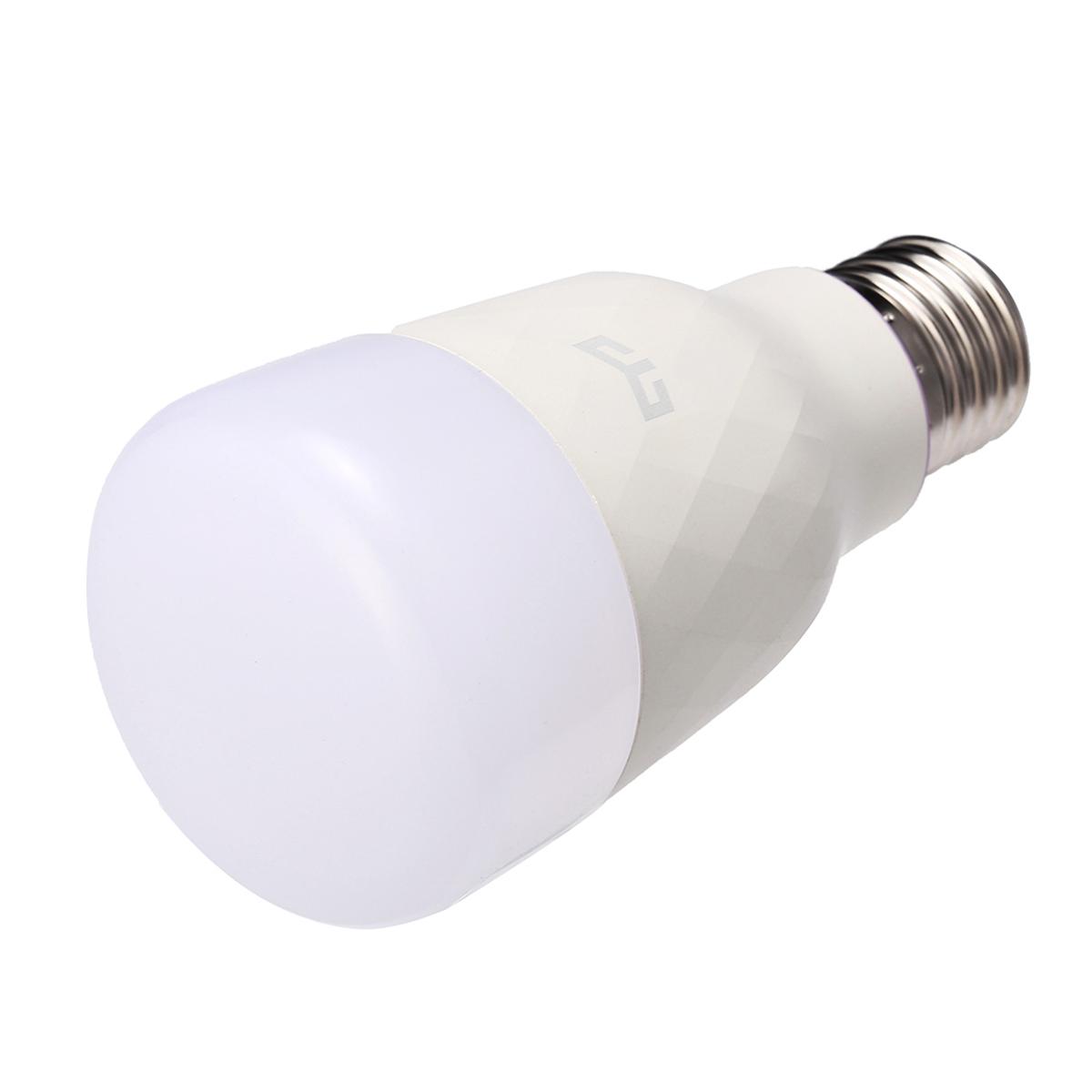 Original Xiaomi Yeelight Rgbw 10w Led Wireless Wifi Control Smart Light Bulb 34f33452 F3b4 4e9a 940d 9068ac22cde2