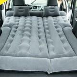 IPRee SUV Inflatable Air Mattresses Bed Portable Camping Flocking Pad Cushion Car Travel Road Trip