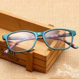 Mens Womens Antifatigue Lightweight Readers Reading Glasses Printting Presbyopic Glasses