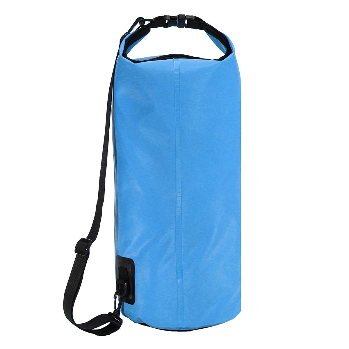20L Waterproof Bag Storage Dry Pack Camping Hiking Swimming Rafting Kayak Float Pouch
