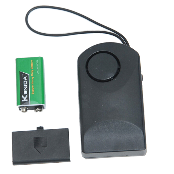 Portable Door Sensor Alarm Door Handle Alarm Touch Alarm 120dB Anti-theft Door Security Siren