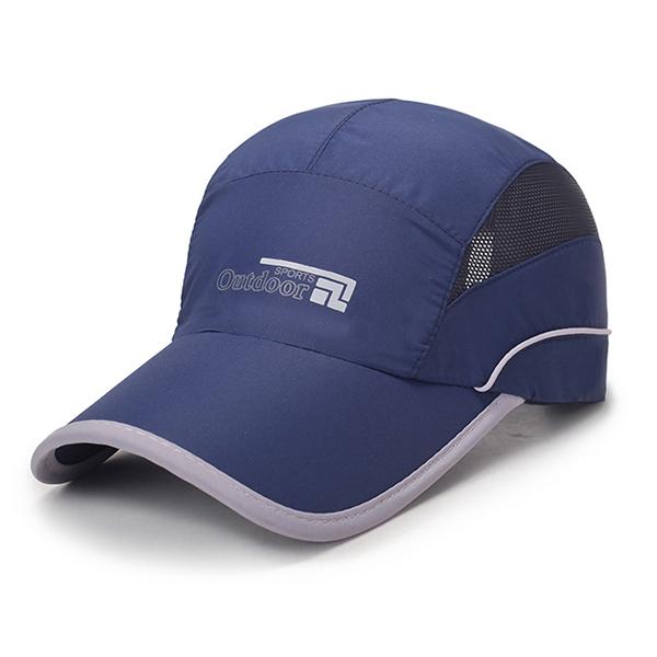 ddbd990e095 Unisex Men Women Embroidery Snapback Hats Adjustable Mesh Cap Hip-hop Baseball  Cap Hat