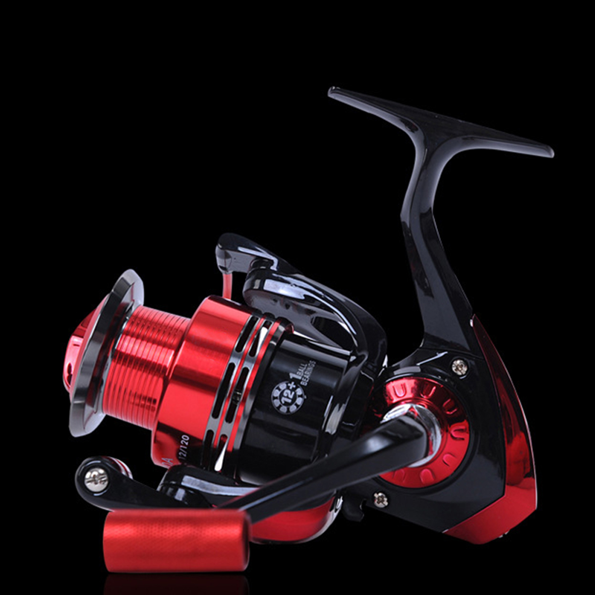 ZANLURE JM1000 12+1BB 5.2:1 Spinning Fishing Reel Right/Left Interchangeable Saltwater Reel