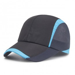 b5030b80a7862 Mens Women Outdoor Climbing Visors Quick-drying Baseball Hats Casual ...
