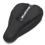 BIKIGHT Bike Saddle Pad Cushion Silicone Gel Bike Seat Cover Case Soft Pad Breathable
