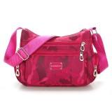 Men And Women Casual Camouflage Wild Shoulder Bag Messenger bag Crossbody Bag