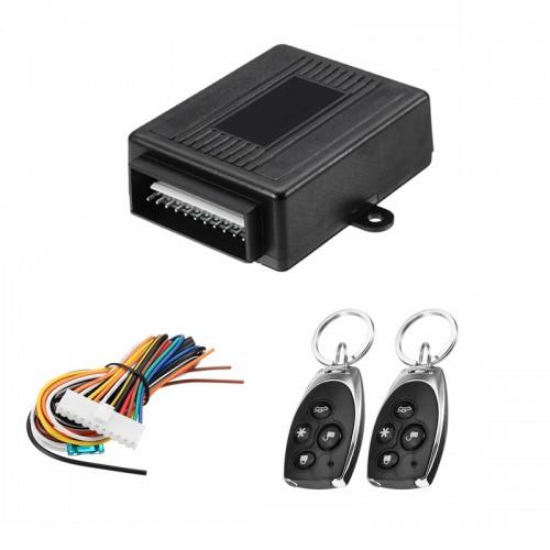 LANBO Universal Car Remote Control Central Kit Door Lock Locking Keyless Entry System