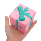Giggle Gift Bread Squishy 7.5*7cm Slow Rising With Packaging Collection Gift Soft Toy