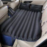 IPRee SUV Inflatable Air Mattresses Car Back Seat Sleep Bed Camping Travel Flocking Pad Cushion