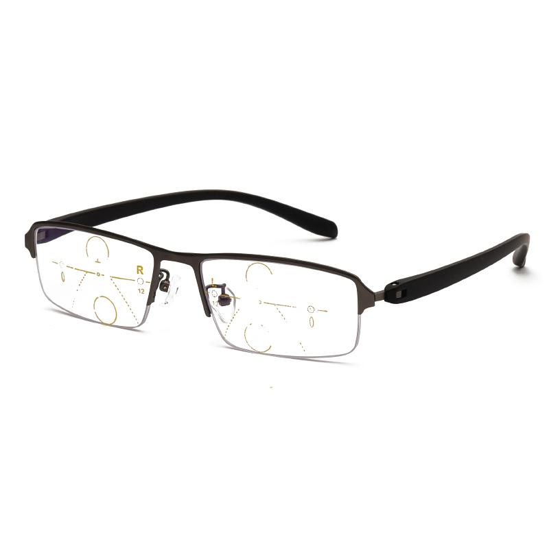 KCASA Intelligent Reading Glasses Progressive Multifocal Lens Presbyopia Anti Fatigue