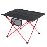 Xmund XD-FD2 Portable Folding Table Outdoor Ultralight Aluminum Camping Picnic Desk Max Load 15kg
