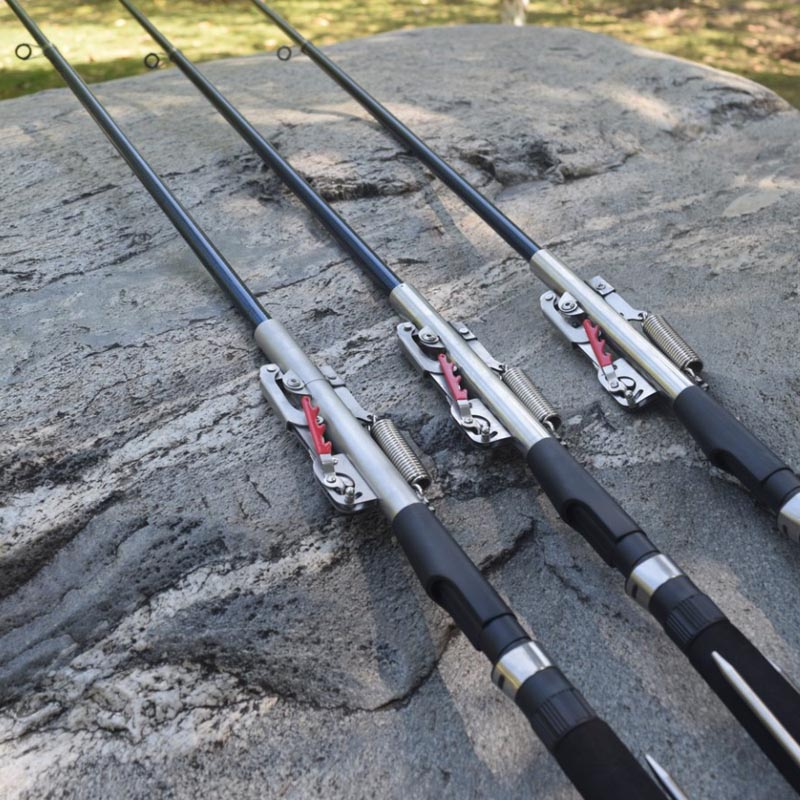 Iron and Steel Telescopic Portable Fish Fishing Rod Spinning Pole Hand Fishing