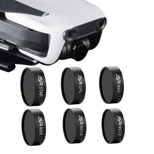 Waterproof Camera Lens Filter UV CPL ND4 ND8 ND16 ND32 STAR6 For DJI MAVIC AIR Drone