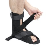 Soft Night Splint Boot Brace Ankle Support Tendinitis Plantar Fasciitis Heel Spurs Fixed Orthotics