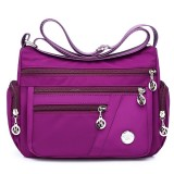 Women Nylon Water-resistant Crossbody Shoulder Bag Casual Original Bag