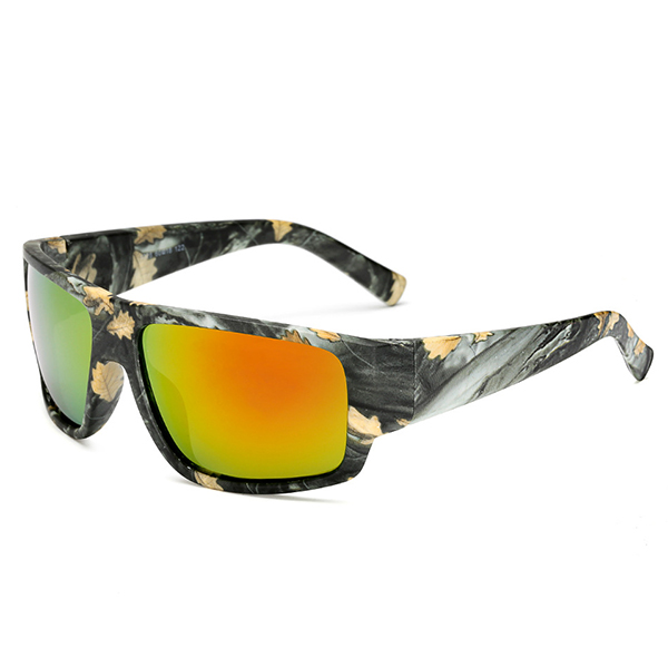 4e31976206 Men UV400 Camouflage Polarized Sunglasses Outdooors Sport Driving Night  Vision Eyewear