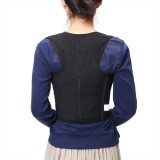 Plus Size Adjustable Hunchbacked Posture Corrector Lumbar Support Brace Correction Belt Lower Back Pain Relief