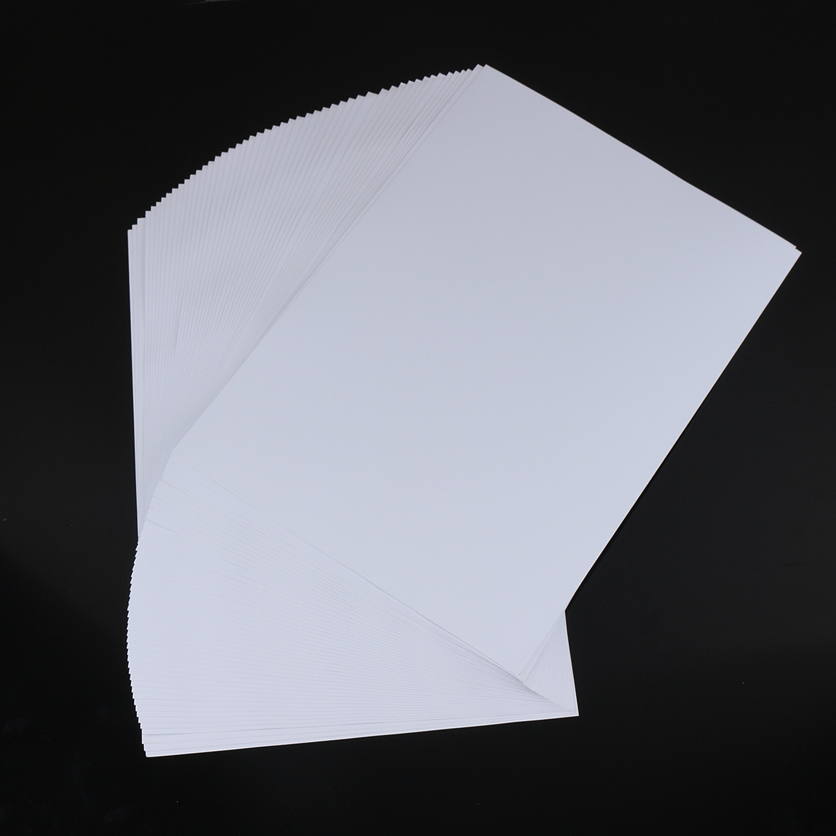 50pcs Waterproof A4 Self Adhesive Glossy Paper Sticker For