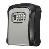 Safe Security Outdoor Storage Key Hide Safe Box Wall Mounted Combination Lock Lockout