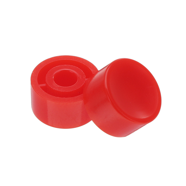 100 Pcs Micro Switch Tact Cap Slim Cap Tactile Push Button Switch Momentary Tact