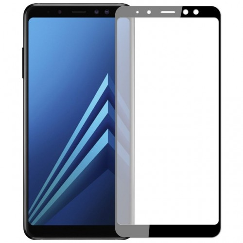 Tempered Glass For Samsung Galaxy A8 Efron Edge 25d Clear 4114181 1100188649 soft .