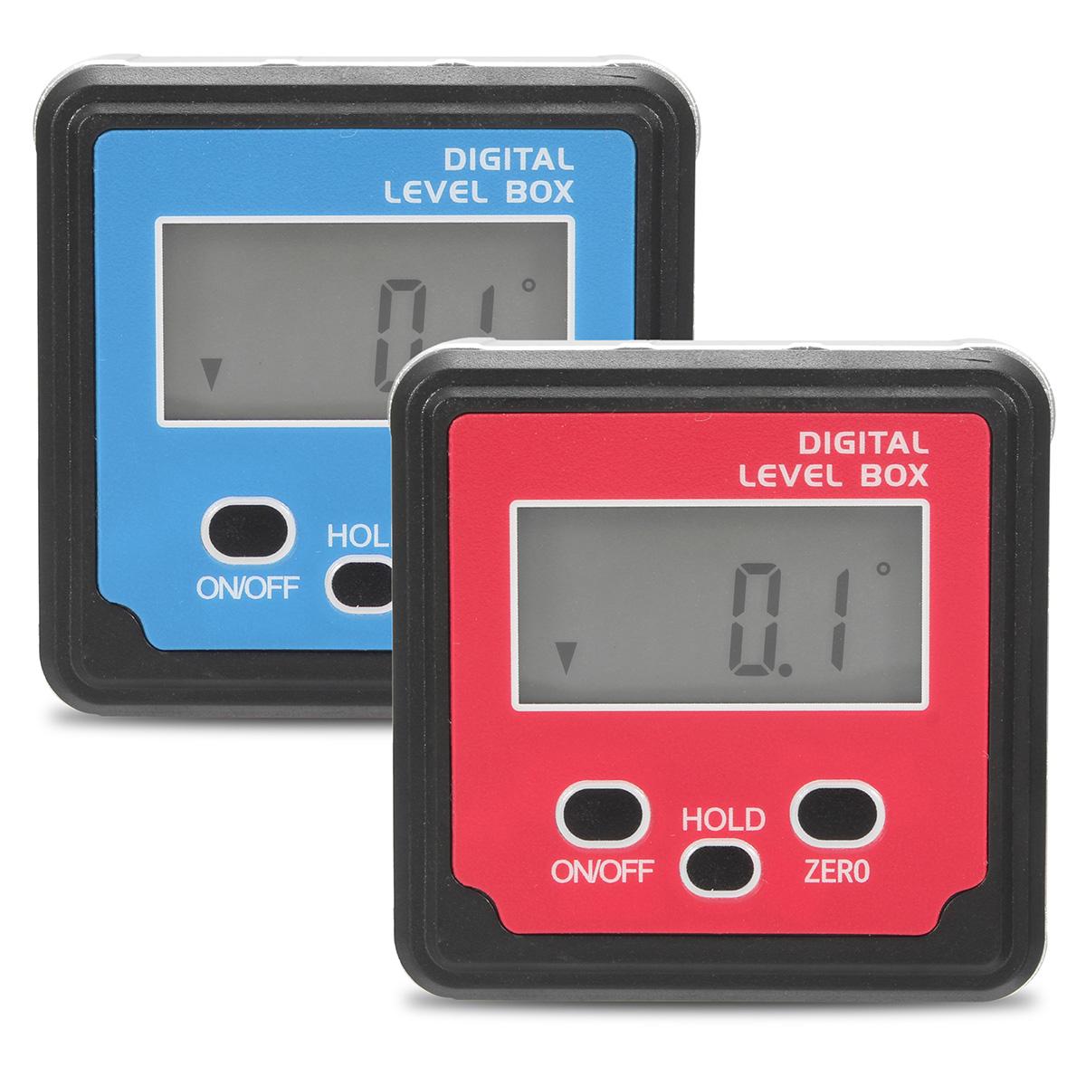Digital Protractor Inclinometer Level Box Angle Finder