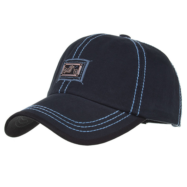 Unisex Men Cotton Hat High Quality Embroidery Peaked Caps Outdoor Sport Sunshade Baseball Cap