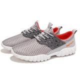 Men Breathable Comfy Mesh Athletic Shoes Sports Shoes