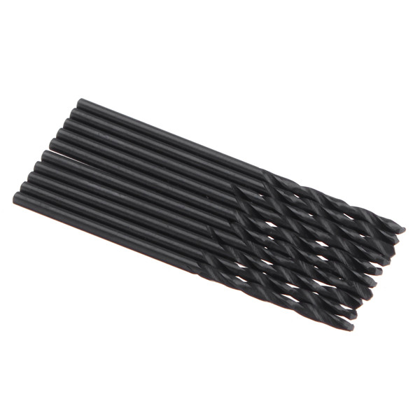 2.0mm 10pcs 1//1.5//2.0//2.5//3.5//4.0//4.5mm Twist Drill Bit Set HSS Straight Shank Twist Drill Bits