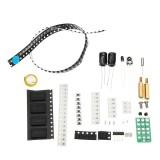 Flat POV 64 LED Rotating Advertising Light DIY LED Flash Kit Electronic Creative LED Production