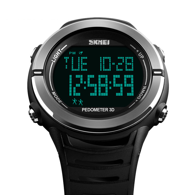 SKMEI 1322 Digital Watch Male Fashion Sport Multi-function