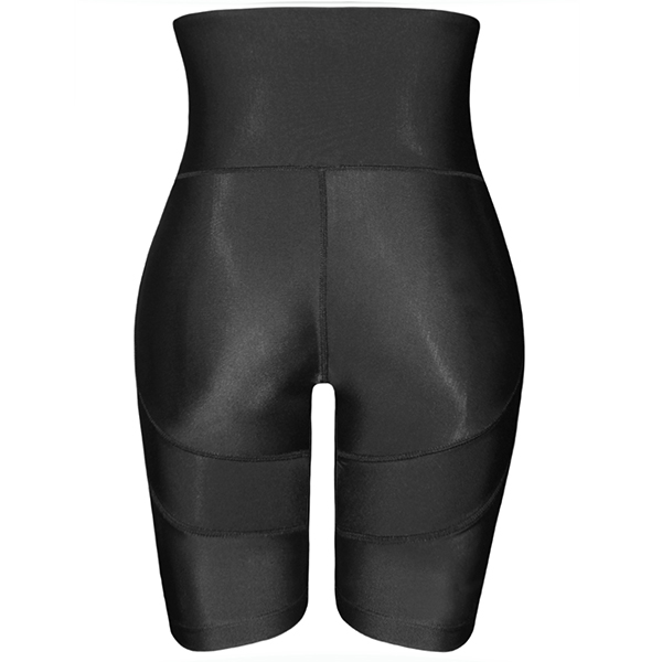 Mens Separated Pouch Compression Elastic Breathable Butt Lifting Shapewear Boxer Underwear