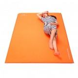 Trackman TM2206 Self-Inflating Outdoor Air Mattresses Moisture-proof Camping Sleeping Pad Orange