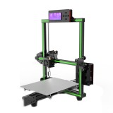Anet E2 DIY Aluminum Alloy Frame 3D Printer Kit 220*270*300mm Printing Size Support Soft Filament