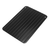 Fast Thawing Defrosting Tray Kitchen Safe Defrost Thaw Frozen Meat Food Fast Defrosting Tray Tools