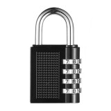KCASA LK-22L Travel Luggage Locks 4 Digit  Combination Password Suitcase Bike Lock Padlocks