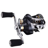 ZANLURE 6.3:1 18+1BB Carbon Fiber Baitcasting Fishing Reel 8KG Drag Left / Right Hand Fishing Wheel