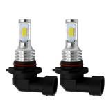 2 PCS 9005 HB3 72W 1000LM 6000-6500K Super Bright White Light Car Fog LED Bulbs, DC 12-24V