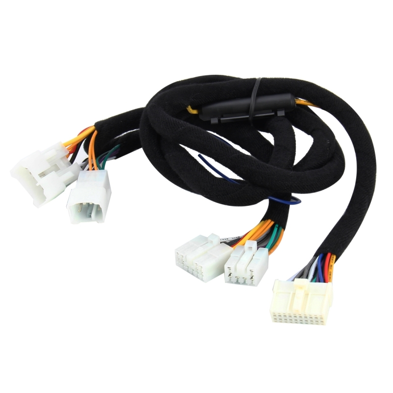Wondrous Car Stereo Ampplified Dsp Audio Extension Cable Wiring Harness Wiring 101 Archstreekradiomeanderfmnl