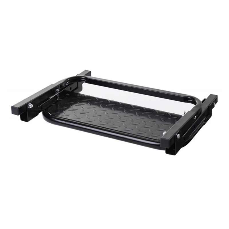 Portable Folding Car Stairs Tyre Mount Steps Ladder For
