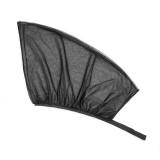 2 PCS Car Front Window Net Yarn Sunscreen Insulation Window Sunshade Cover