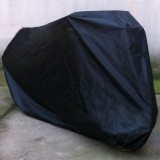 190T Polyester Taffeta All Season Waterproof Sun Motorcycle Mountain Bike Cover Dust & Anti-UV Outdoor Bicycle Protector, Size: L