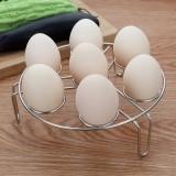 Steamer Rack Basket Egg Vegetable Steaming Trivet for Instant Pot Pressure Cooker, Diameter: 17.5cm, Height: 5.5cm