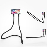 Upgrade Lazy Bracket Neck Holder Flexible Long Arm Mount Support, For iPad, iPhone, Galaxy, Huawei, Xiaomi, LG, HTC and Other Smart Phones / Tablets