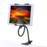 Flexible Adjustable Gooseneck Clip Desk Holder Clamp Mount Bracket, iPad Air/Mini, Tablets