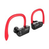 AWEI T2 Sports Headset IPX4 Waterproof Wireless Bluetooth V4.2 In-ear Stereo Earphone, Support TWS, For iPhone, Samsung, Huawei, Xiaomi, HTC and Other Smartphones (Red)